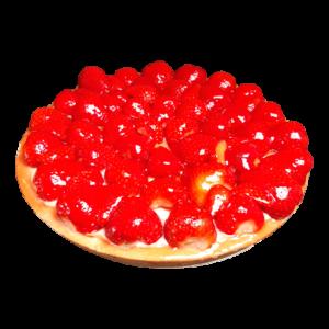 Bakker Degen Overloon - Aardbeienvlaai
