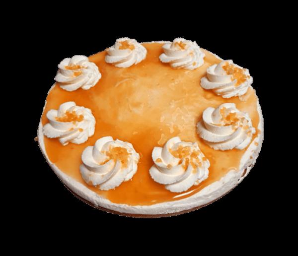 Bakker Degen Overloon - Appelnougatine karamelvlaai