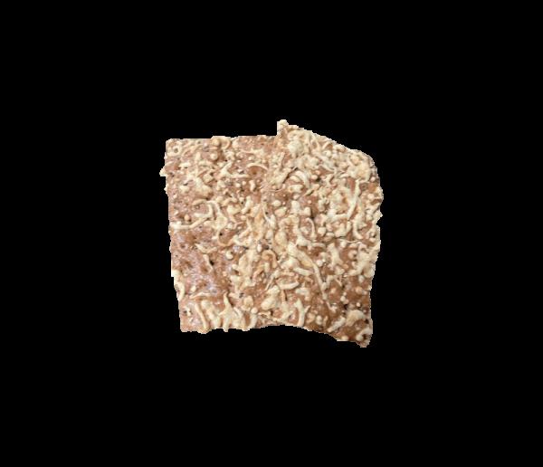 Bakker Degen Overloon - Koolhydraatarmer kaaskracker