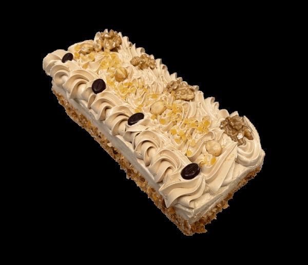 Bakker Degen Overloon - Mocca creme Schnitte