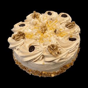 Bakker Degen Overloon - Mocca creme taart