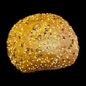Bakker Degen Overloon - Spelt hard broodje