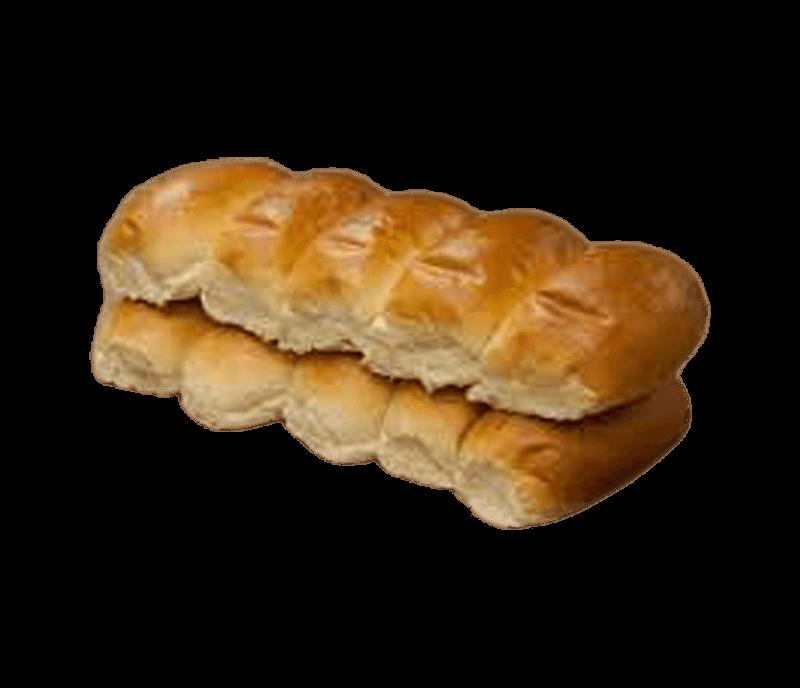 Bakker Degen Overloon - Wit tarwe puntbroodje