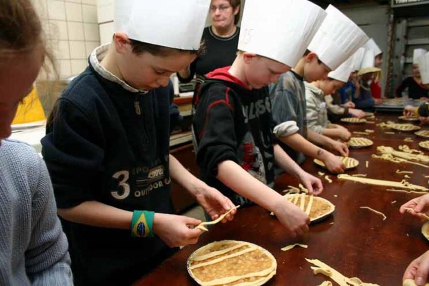 Bakker Degen Overloon - Activiteiten in de bakkerij