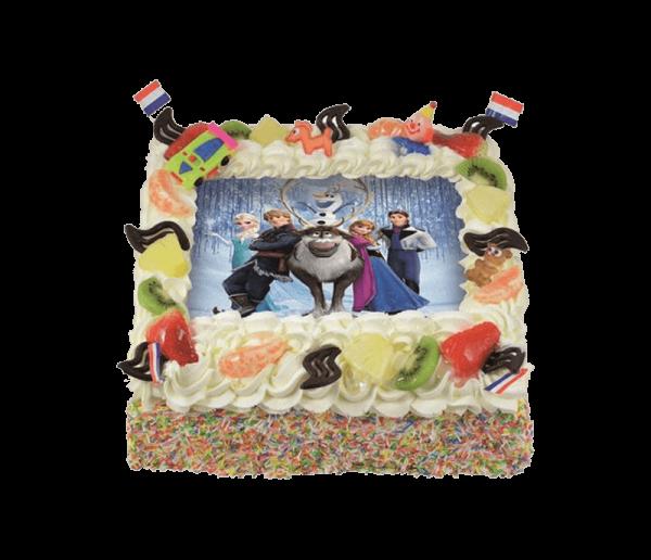 Bakker Degen Overloon - Themataart Frozen